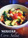 Mexican Fiesta Corn Salad